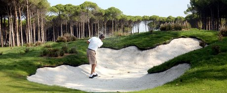 Turecko - Regnum Carya Golf and Spa Resort*****