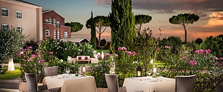 Itálie - Sheraton Golf Parco de' Medici Hotel and Resort *****