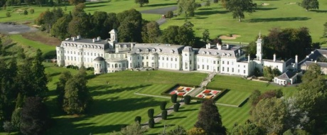 Irsko - The Kildare Hotel, Spa & Country Club*****