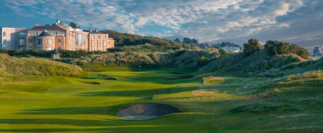 Irsko - Portmarnock Hotel Golf & Links****