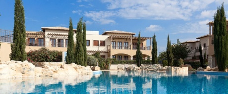 Kypr - Aphrodite Hills Holiday Residences*****